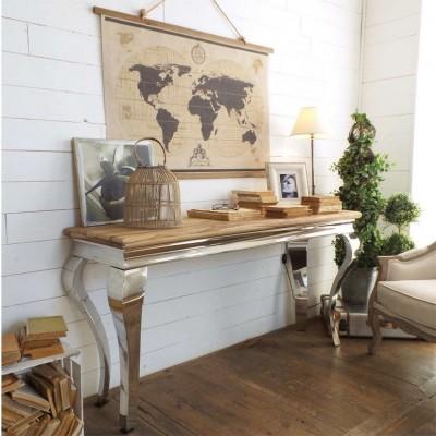 Muebles estilo glam