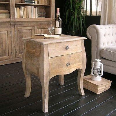 Muebles de maderas macizas ¡Descúbrelos!